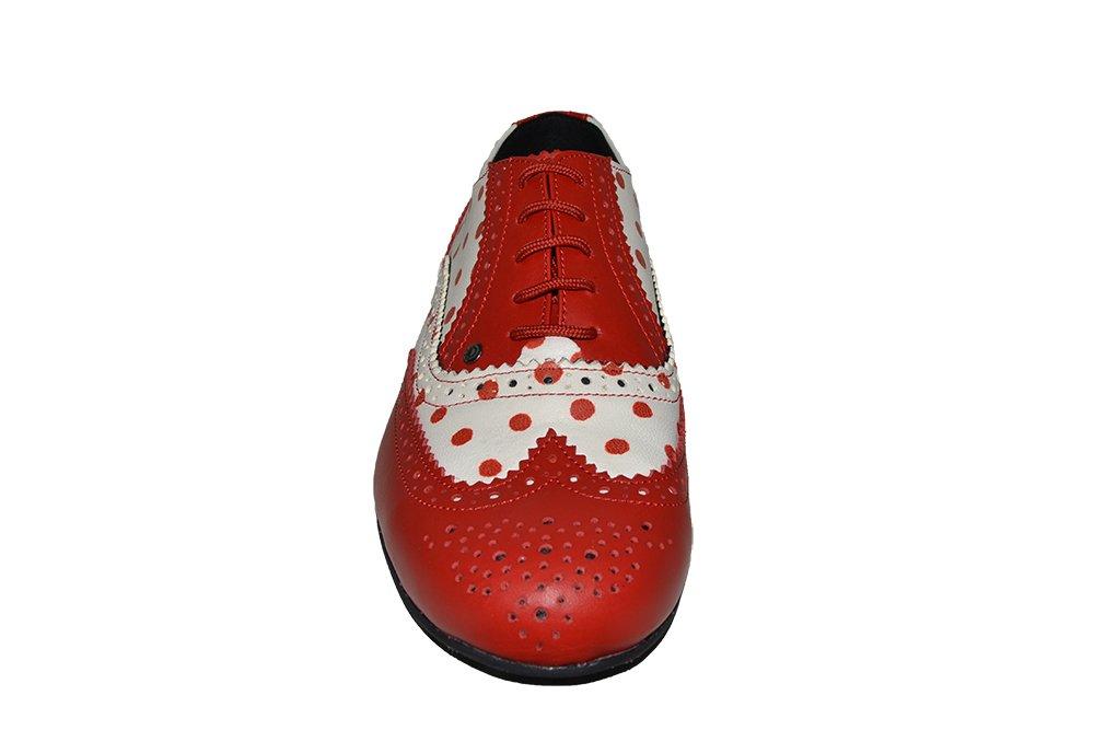Sapato Amelia's vintage brogue