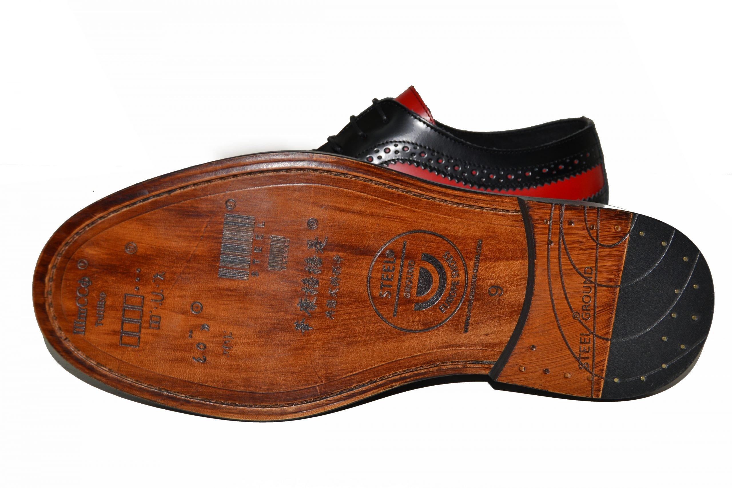 Sapato Alan's brogue