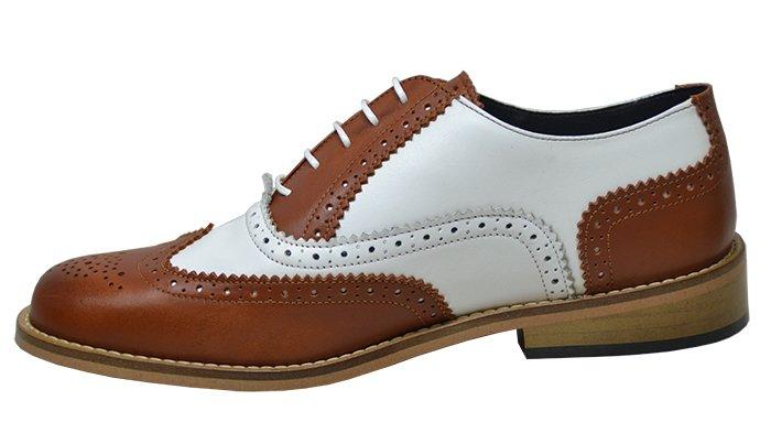 Sapato Gatsby brogue