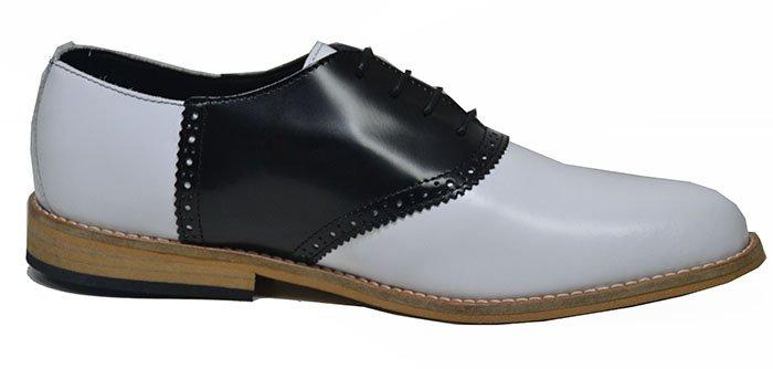 Sapato Sadle shoe