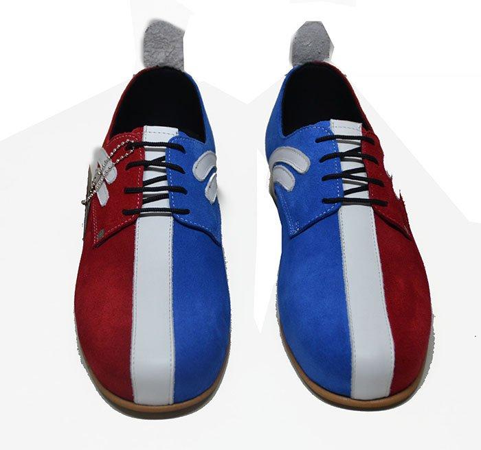 Sapato de bowling Budgers
