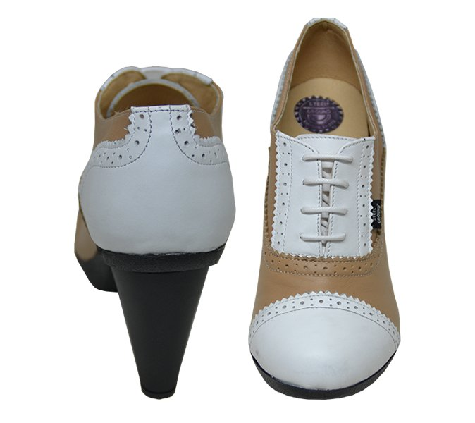 "Sapato brogue ""Linda"""
