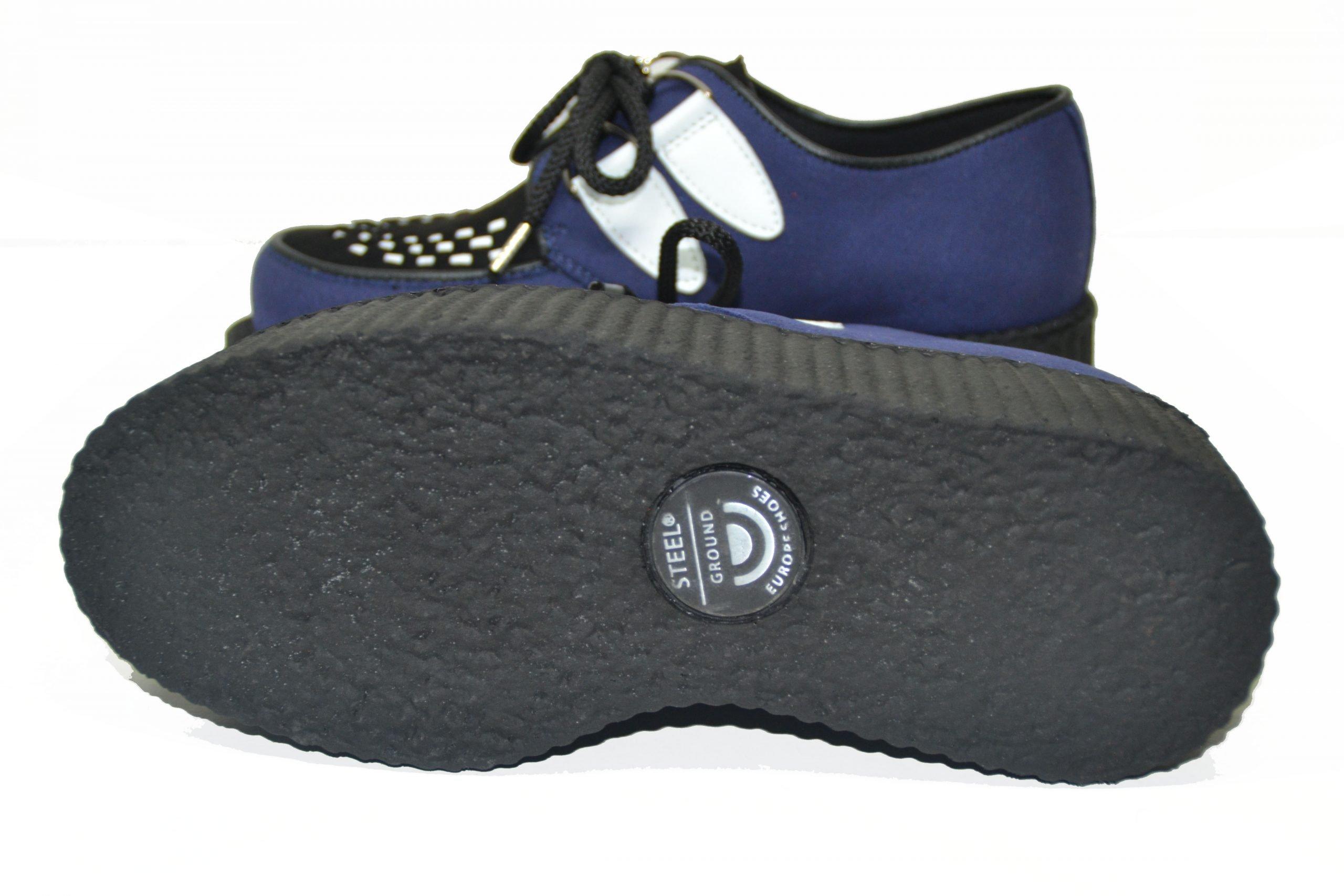 Sapato creeper double
