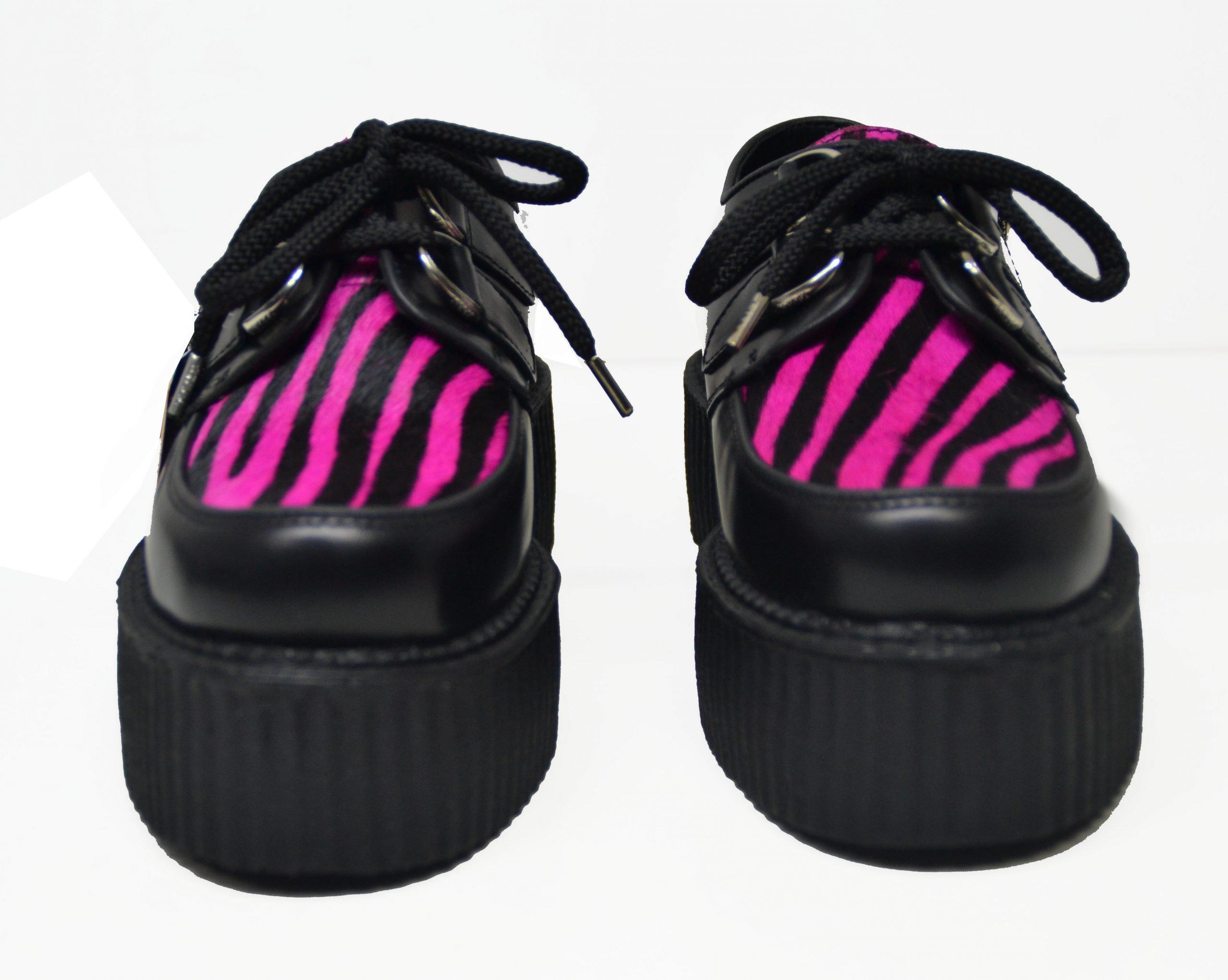 Double creeper shoe